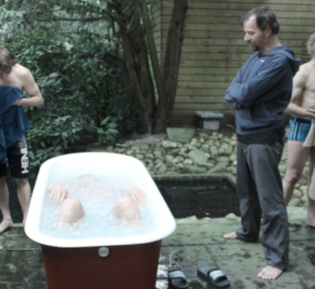 Wim Hof Methode workshop koud bad